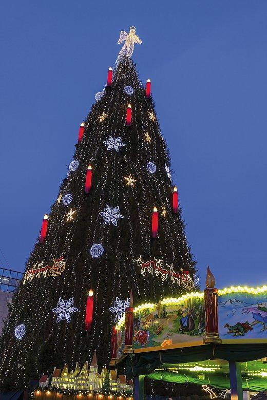 Dortmund Weihnachtsmarkt.Schwalb Reisen Dortmund Weihnachtsmarkt
