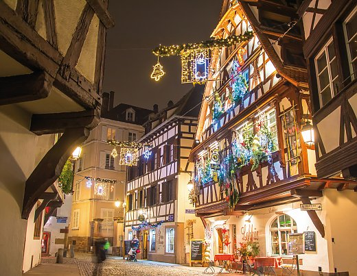 Schwalb Reisen Strasbourger Weihnachtsmarkt
