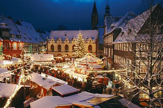 Weihnachtsmarkt Wernigerode In Den Höfen.Schwalb Reisen Harzer Weihnachtszauber